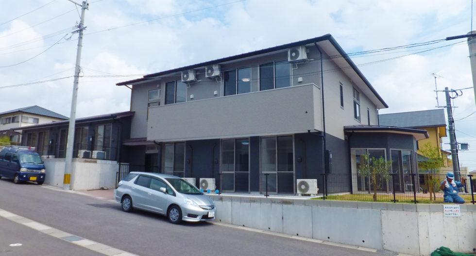 鹿児島の有料老人ホームサービス付き高齢者向け住宅「東風」